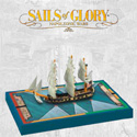 SAILS OF GLORY THORN 1779 AMERICAN SHIP-SLOOP SHIP PACK