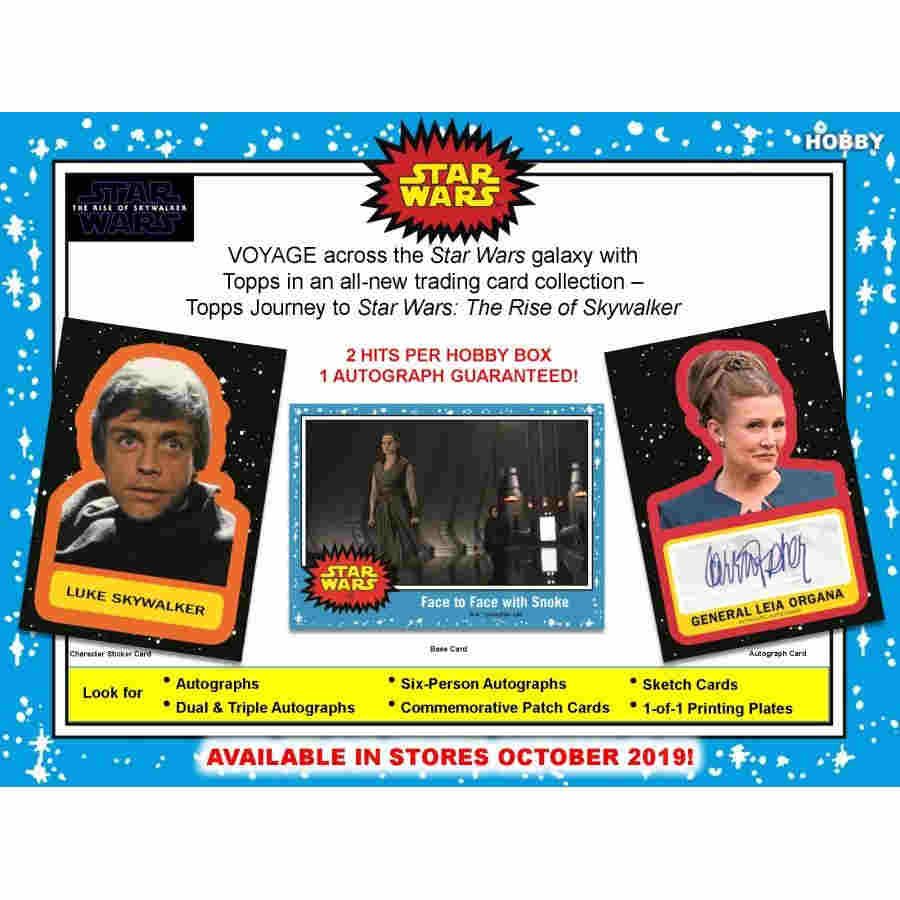 TOPPS STAR WARS JOURNEY TO THE RISE OF SKYWALKER GREEN BASE CARDS