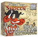 HEROCARD RISE OF THE SHOGUN: MIKO EXPANSION DECK