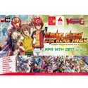 "CARDFIGHT!! VANGUARD: G BOOSTER 10 - ""RAGING CLASH OF THE BLADE FANGS"""