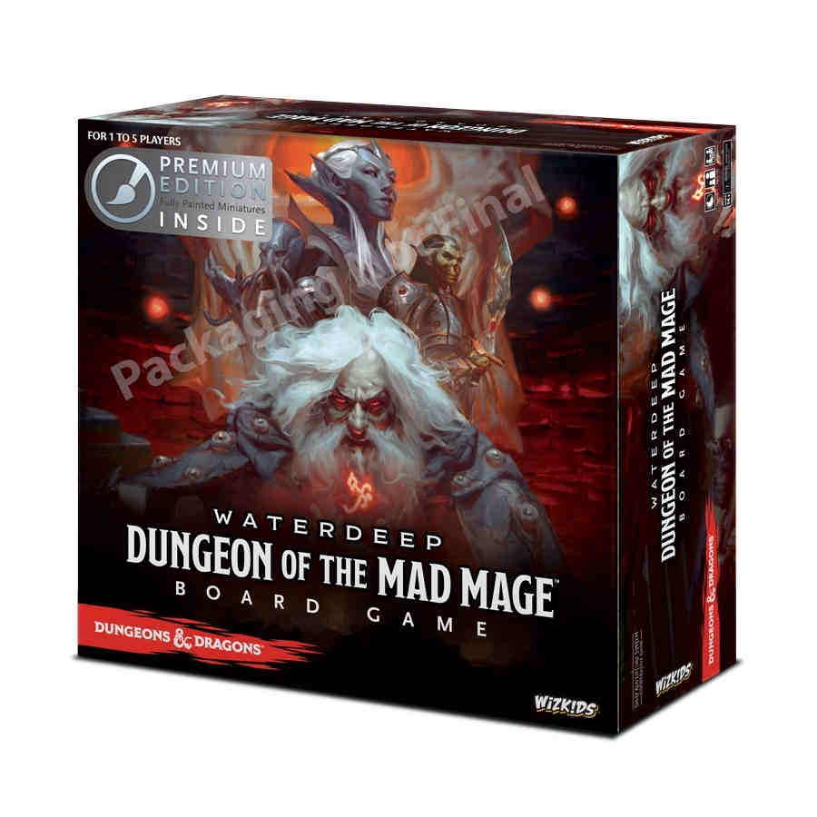 Dungeons And Dragons Board Game 2018 Adventure System Standard