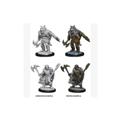 DUNGEONS AND DRAGONS: NOLZUR'S MARVELOUS UNPAINTED MINIATURES