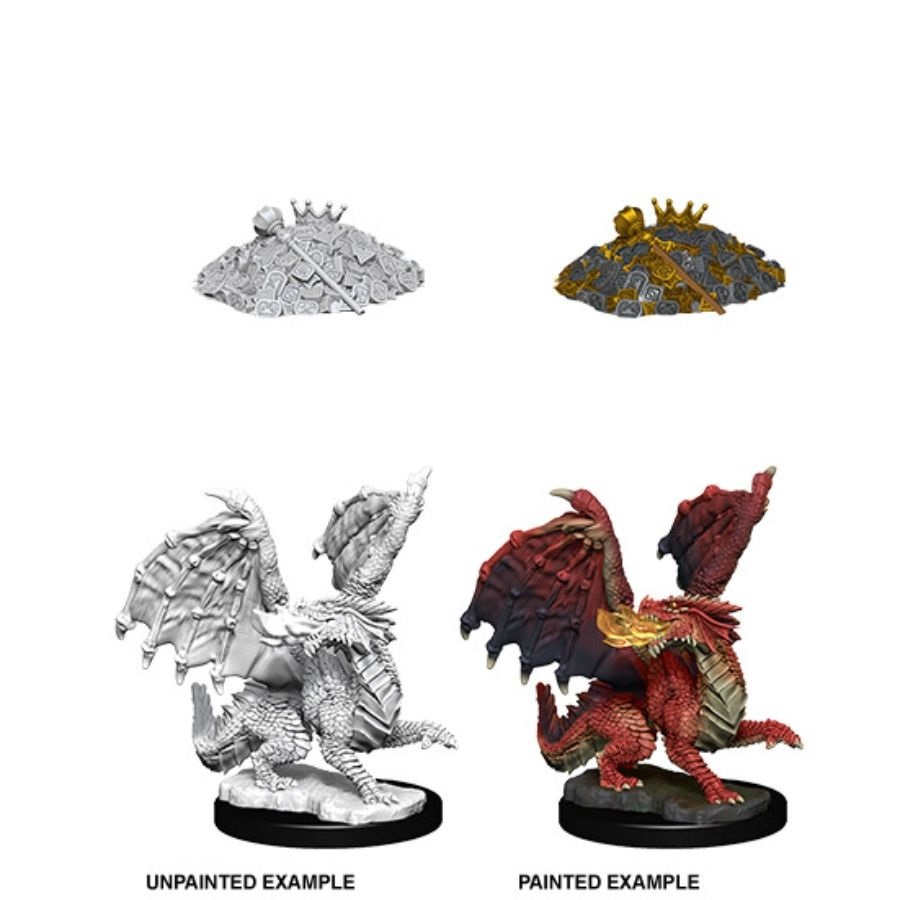 Best Bronze Dragon Wyrmling Miniature - Bella Esa