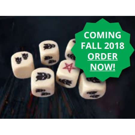 White Wizard Games Sorcerer Extra Dice